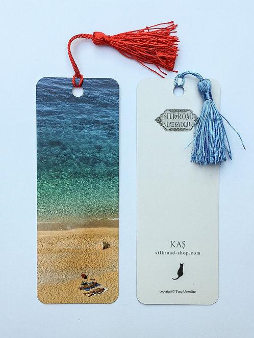 Kaputas Beach Bookmark