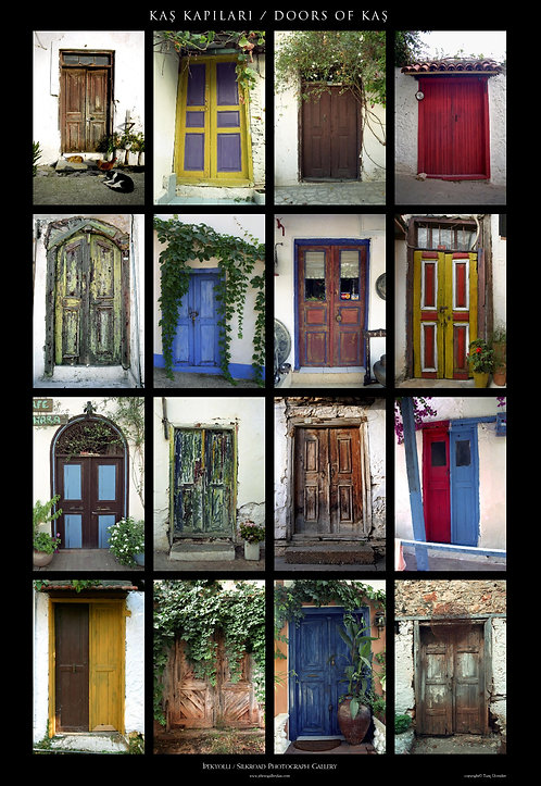 Doors of Kas