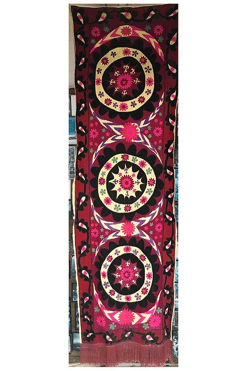 Tashkent Full Embroidery Antique Silk Suzani
