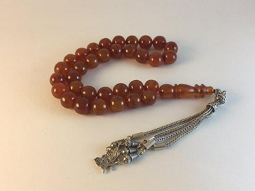 Honey Katalin Prayer Bead