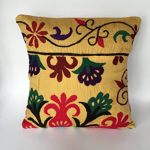 Old Suzani Cushion