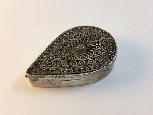 Ottoman Wedding Belt Buckle Box