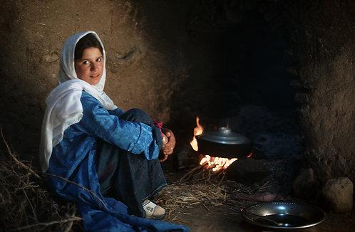 Kurdish Girl