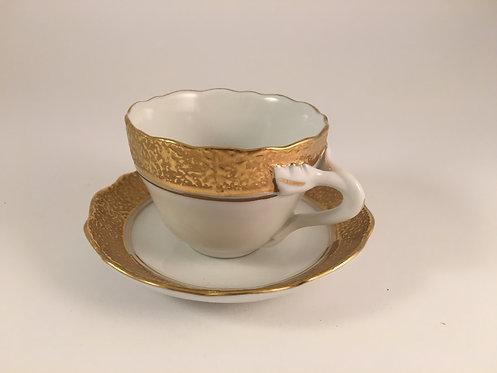 """D"" Checkoslavakia coffee Cup"