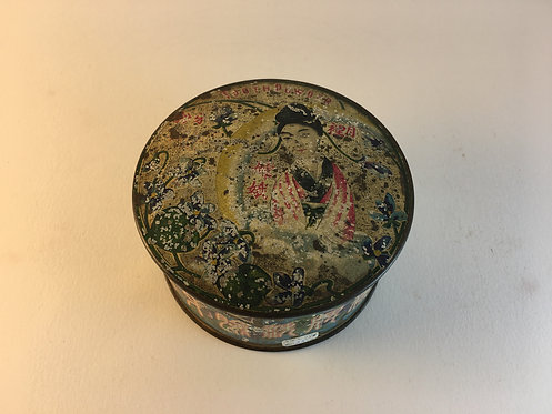 Chinese ToothPowder Tin
