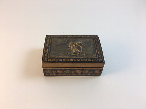 Tonbridge Pill Box