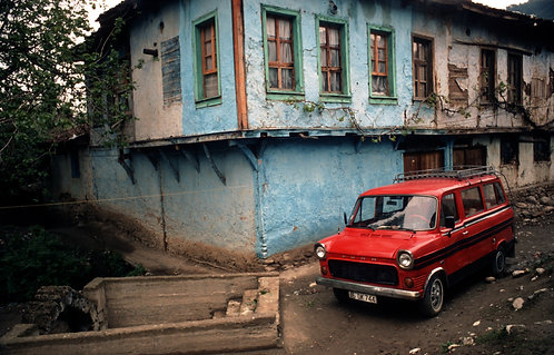 Bursa Village Street