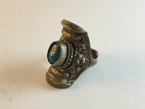 Tibetan Old Monk's Ring