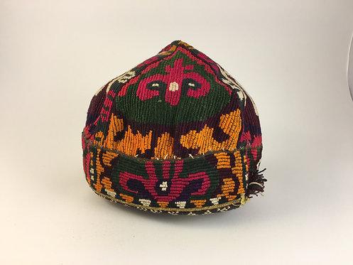 Afghan Turcoman Hat