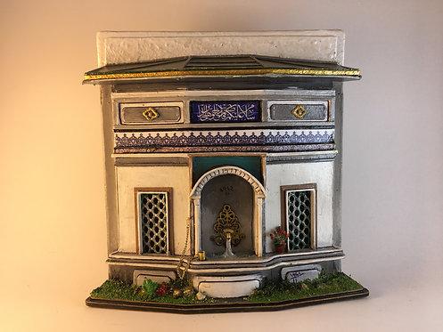 Ottoman Kiosk Fountain