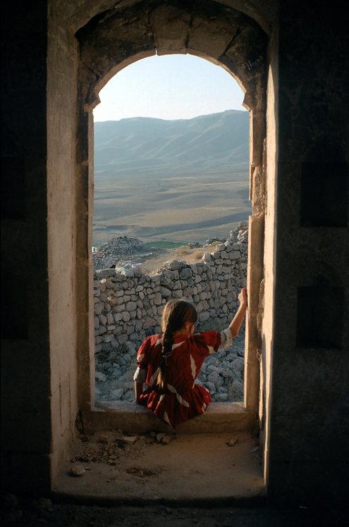 Hasankeyf Girl In the Window