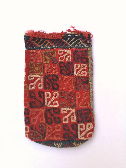 Turcoman tobacco pouch