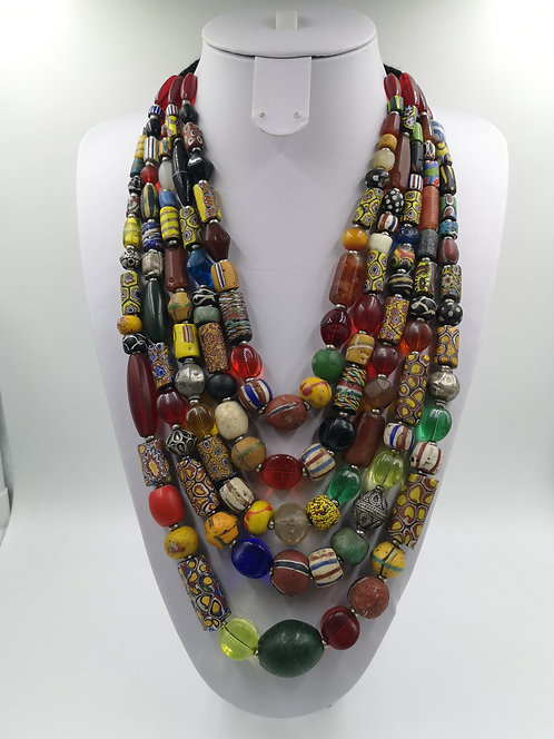 Moroccan antique beads