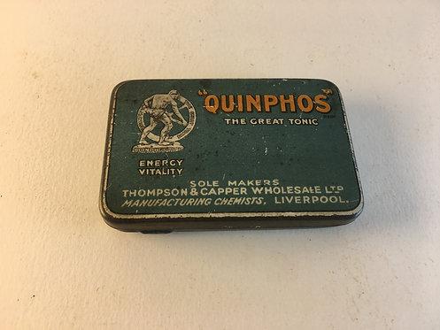 Qinphos Pastiles Tin