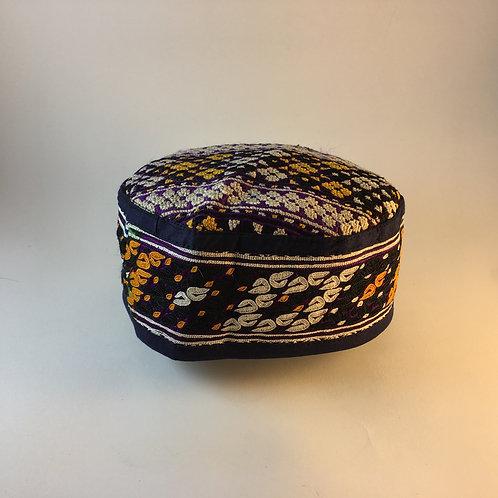 Turcoman Embroidered Hat