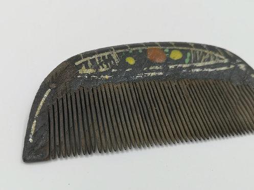 Ottoman beard comb