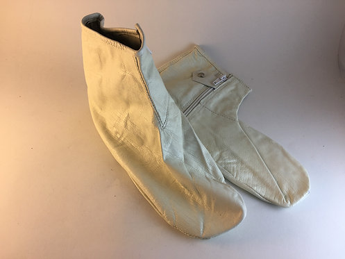 """Thin Lambs Leather Soft Home Socks """"Mest"""""""