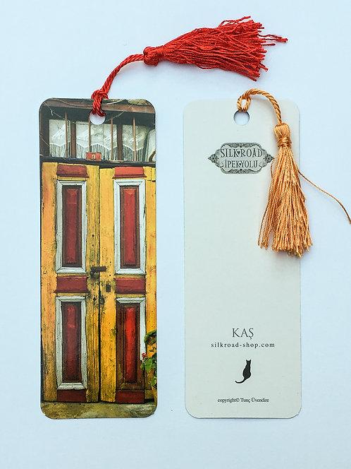 Bookmark Kaş door