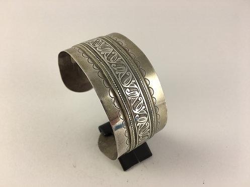 Uzbek Bukhara Silver Bracelet