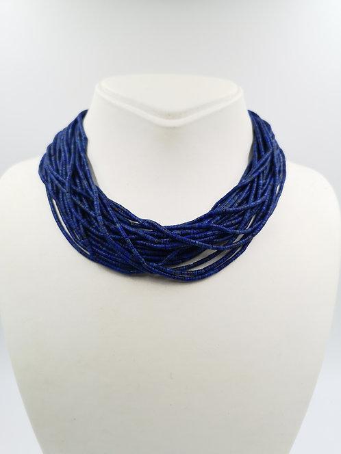Mikro stone Lapis Lazuli 25 strand