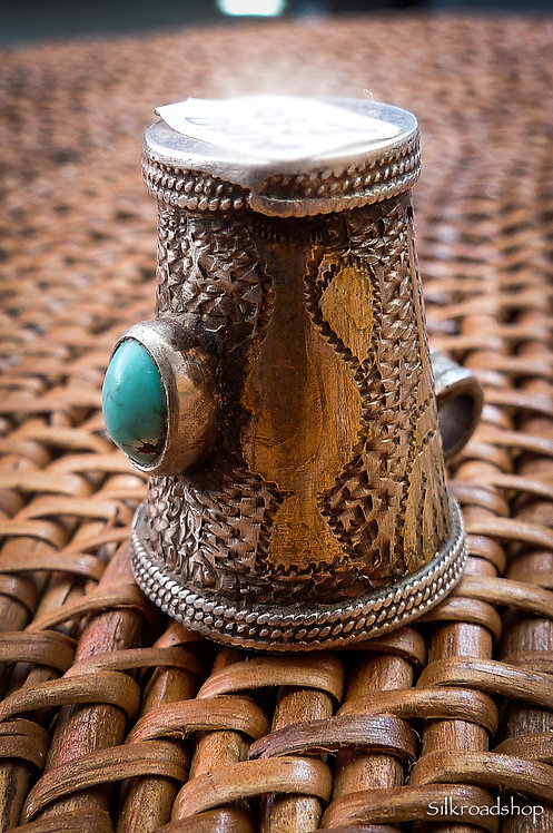 Afghan Turcoman Iskender work Thimble