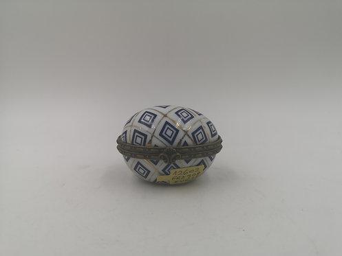 Porcelain mini box
