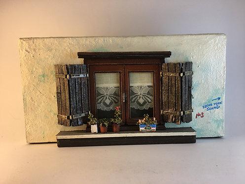 Kas House Shutter Window