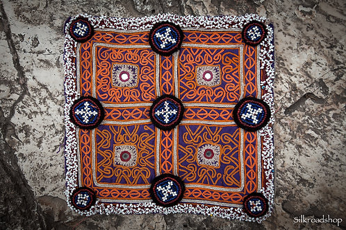 Belouch, Square throw, 1950s