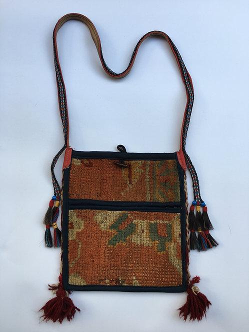 Old Konya Carpet Shoulder Bag