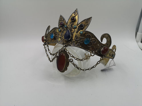 Uzbek wedding crown