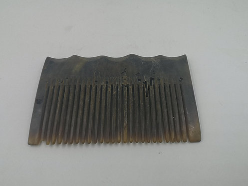 100 year old horn comb