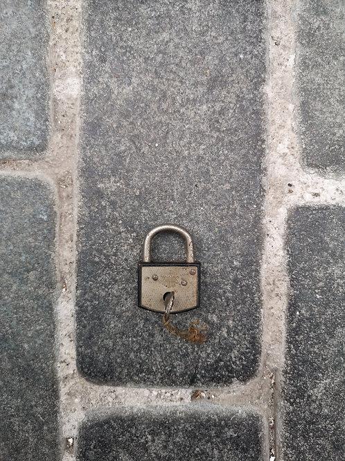 Mini padlock Rabas