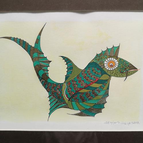 Green Dinoshorus