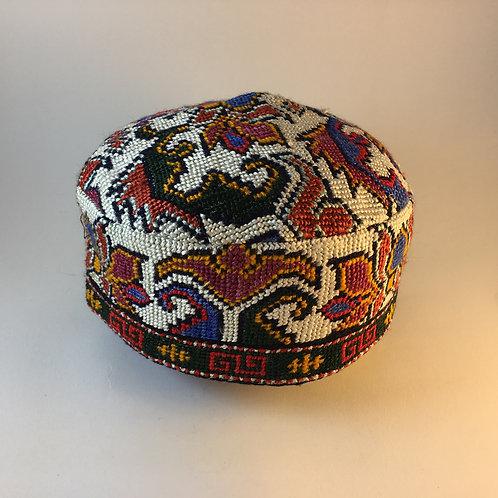 Uzbek Silk Hat