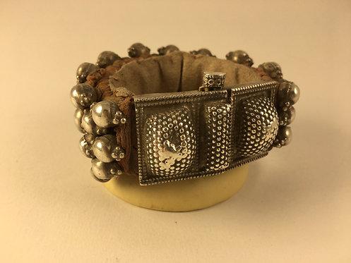 Afghan Silver Bracelet