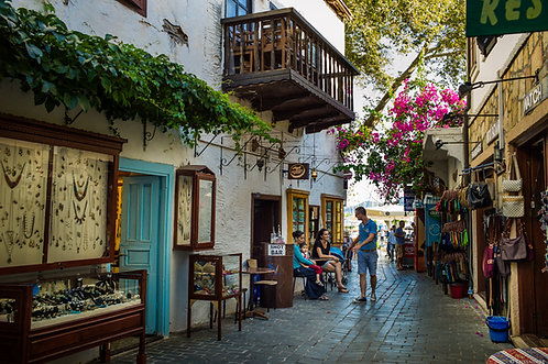 Friendly Streets of Kas