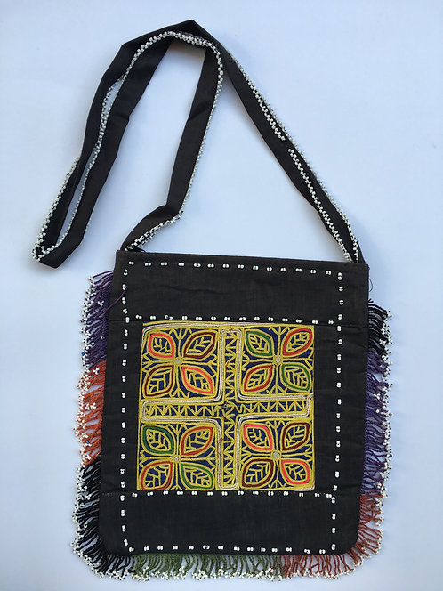Belouch Embroidery, Beaded Shoulder Bag