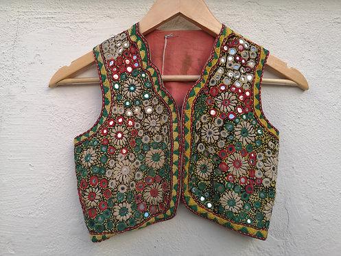 Afghan children's vest
