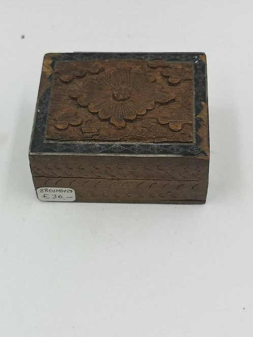 English Tonbridge victorian box