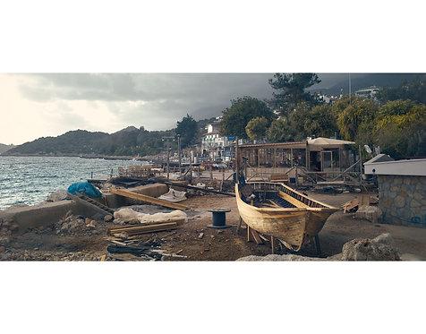 Kaş Boat Yard
