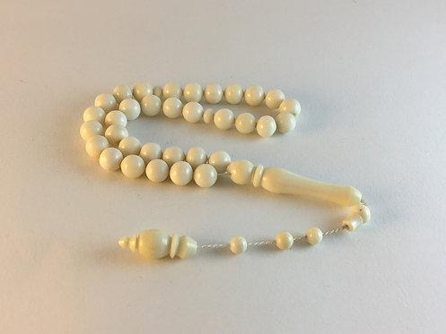 Bone Prayer Bead
