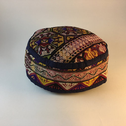 Turcoman Embroidered Hat