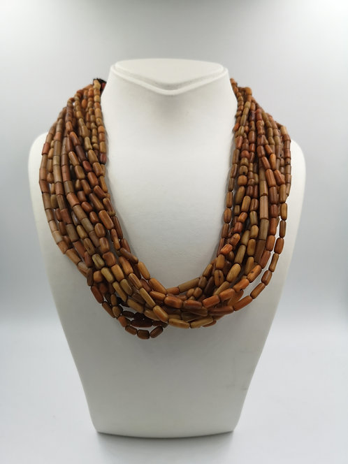 Bengal Coral Necklace