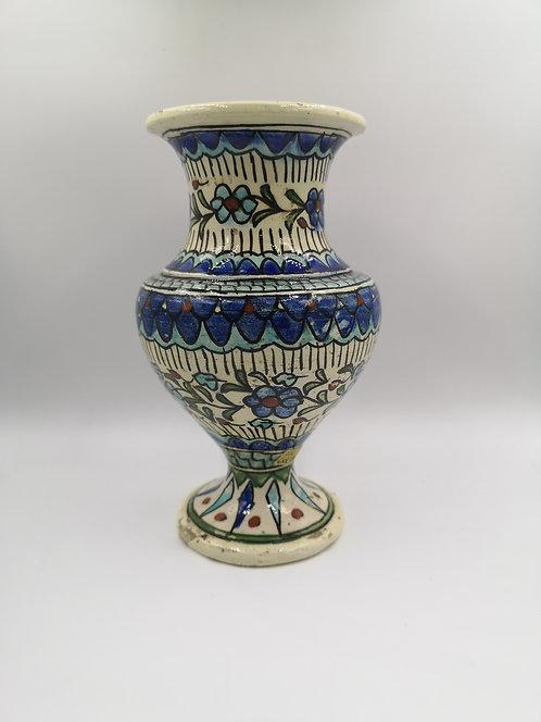 Kütahya flower vase