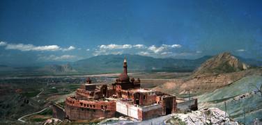Ishakpasa Palace Turkey