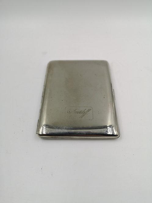 Dunhill cigarette box