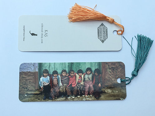 Children in Bursa Bookmark