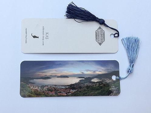 Kaş Panoramic Bookmark