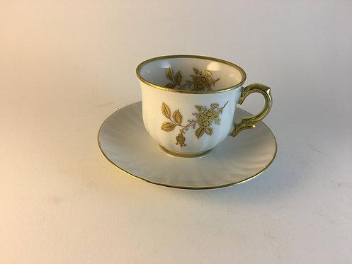 Wunsiedel Bavaria Porcelain Coffee Cup