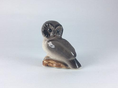 Porcelain Mini Owl